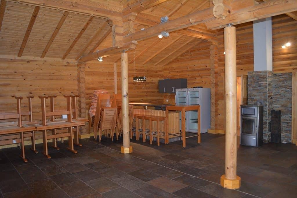 Grillhütte Argenthal Veranstaltungsraum