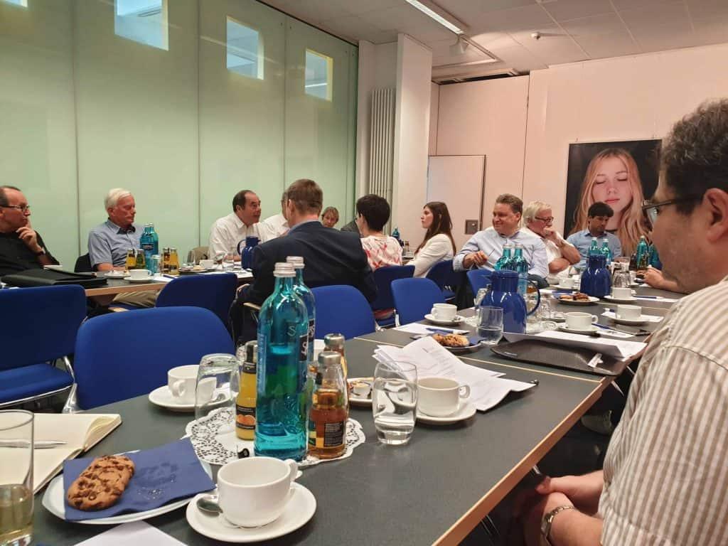 Jahreshauptversammlung Business Angels Rheinland Pfalz