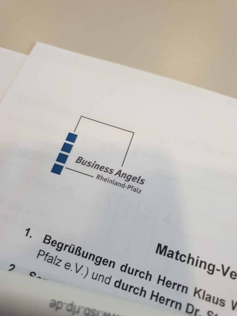 Business Angels Rheinland Pfalz 4. Matching-Veranstaltung