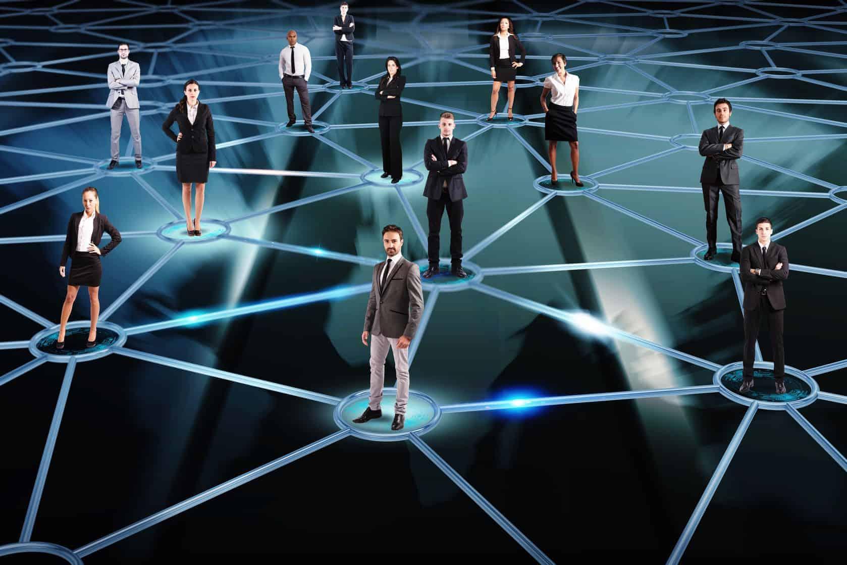 Aufbau eines erfolgreichen Business Netzwerks
