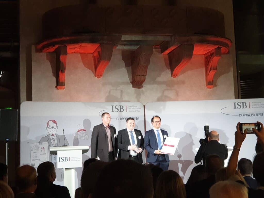 Business Angels Rheinland Pfalz vergeben Sonderpreis