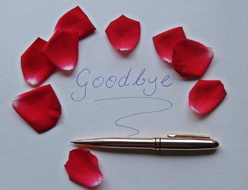 Time to say goodbye – Trennung von Online Projekten