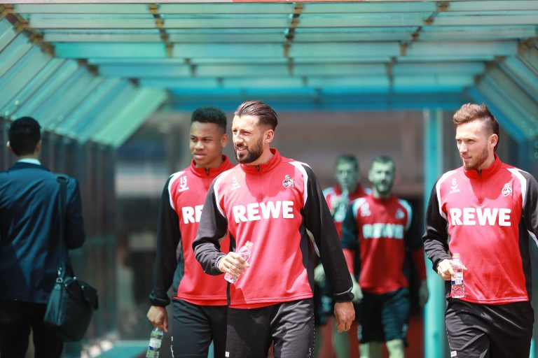 Dominik Ley Bewerbung als GF Sport beim 1. FC Köln